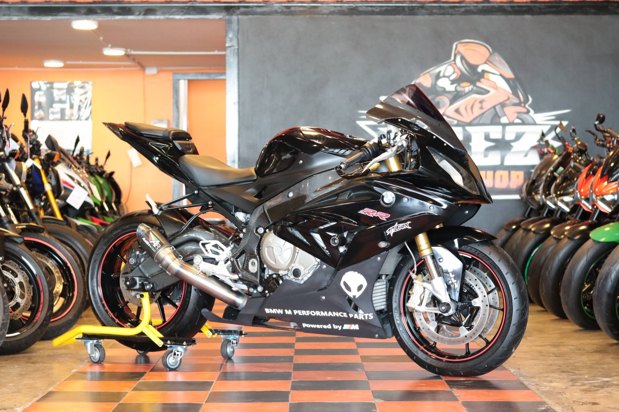 BMW S1000RR ABS ปี 2016