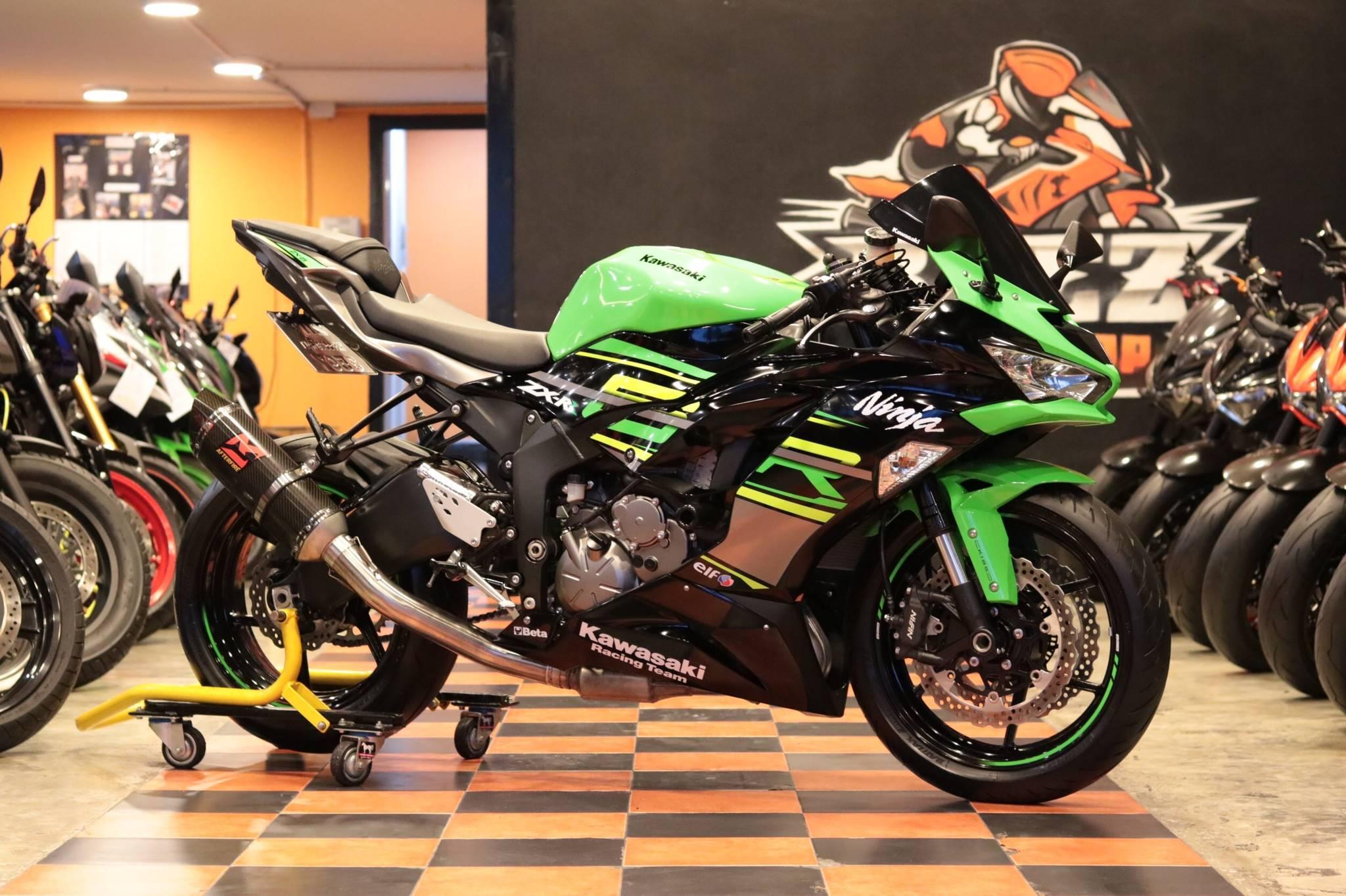 Kawasaki ZX6R ABS ปี 2019