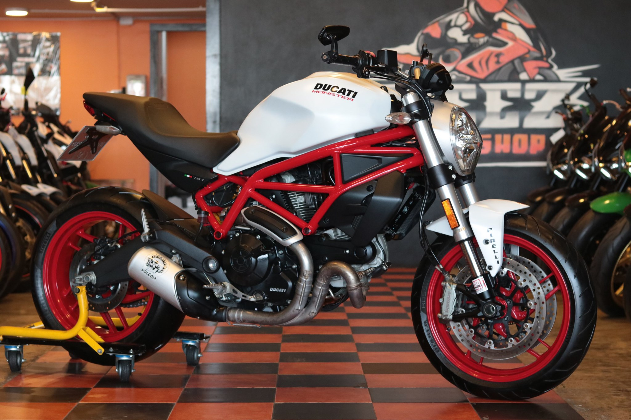 ขาย Ducati Monster 797 ABS ปี 2017