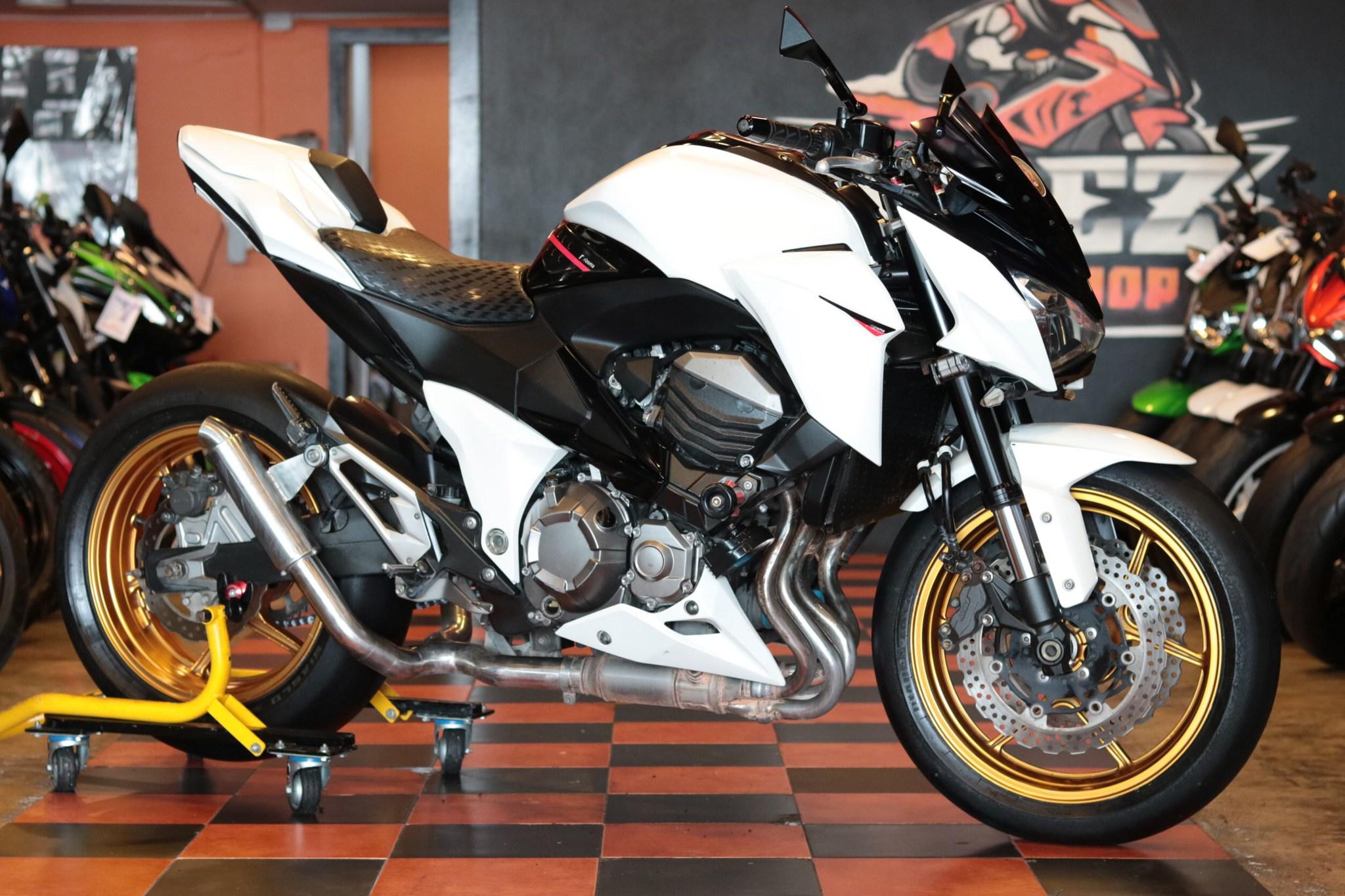ขาย Kawasaki Z800 ปี 2013