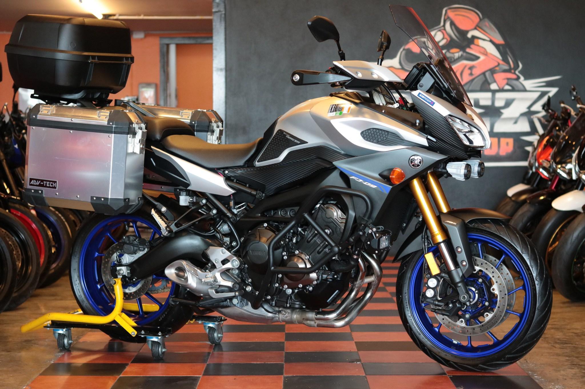 ขาย Yamaha FJ-09 ABS ปี 2017