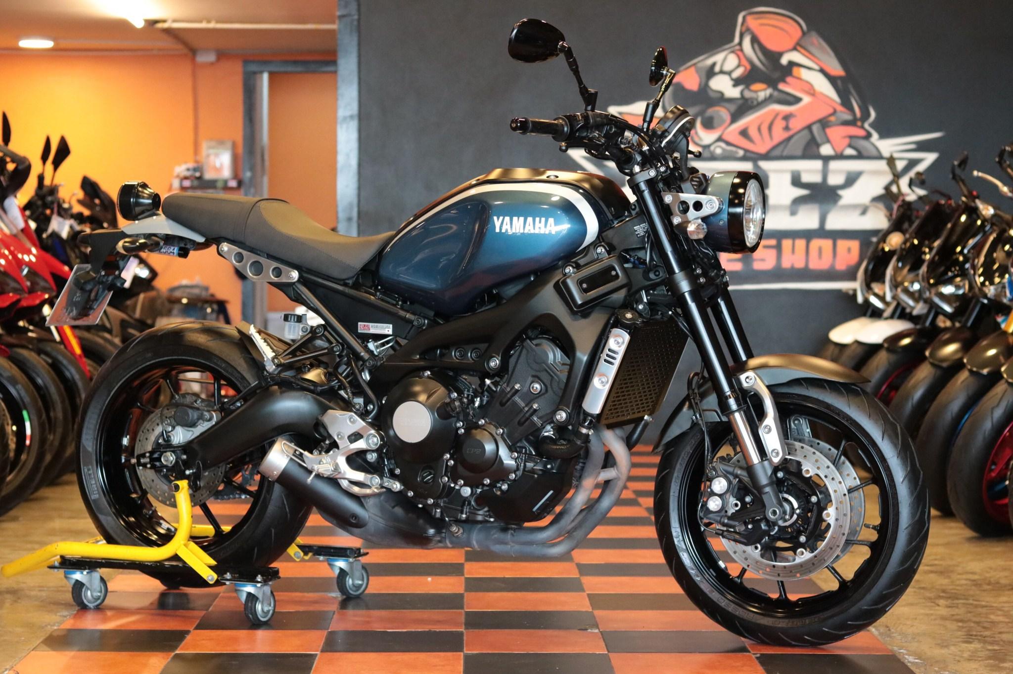 ขาย Yamaha XSR900 ABS ปี 2018