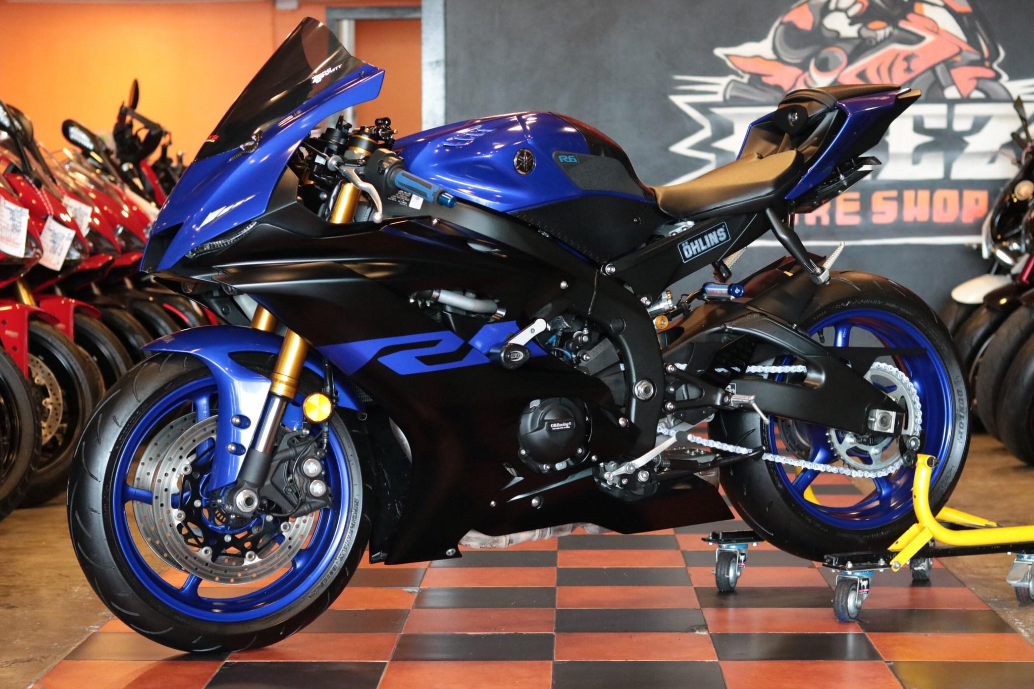 ขาย Yamaha YZF-R6 ABS ปี 2019