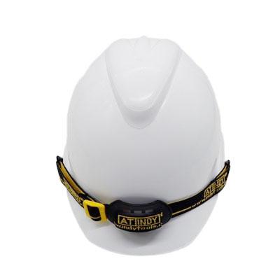 AT INDY หมวกนิรภัย (มี มอก.) สีขาว