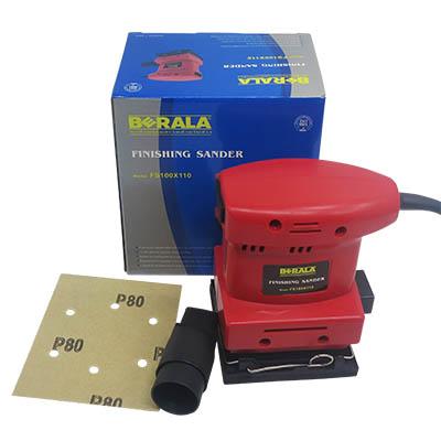 เครื่องขัดกระดาษทรายแบบสั่น (สั้น) BERALA รุ่น FS100X110