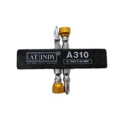 AT INDY ดอกใขควงลมหัวล็อคแม่เหล็ก A310 (1 ชิ้น)