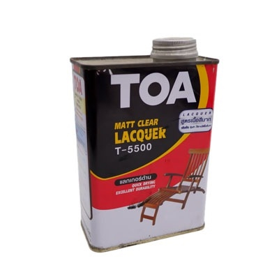 TOA ด้านแลกเกอร์ T5500 0.946 ลิตร