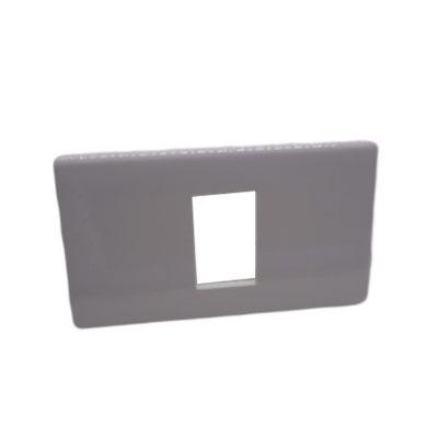 PANASONIC WIDE SERIES WEG-6801WK หน้ากากพลาสติก 1 ช่อง  ขาว