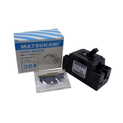 MATSUKAMI เบรกเกอร์ 30A-No.57