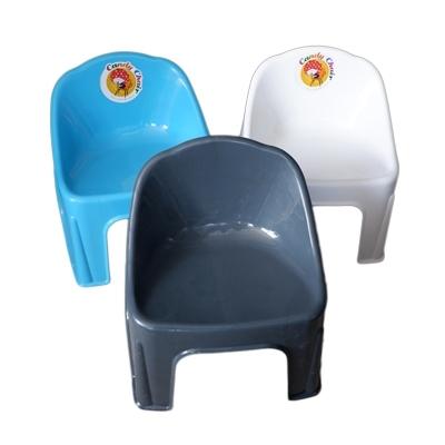 เก้าอี้ Candy สีเทา 7001