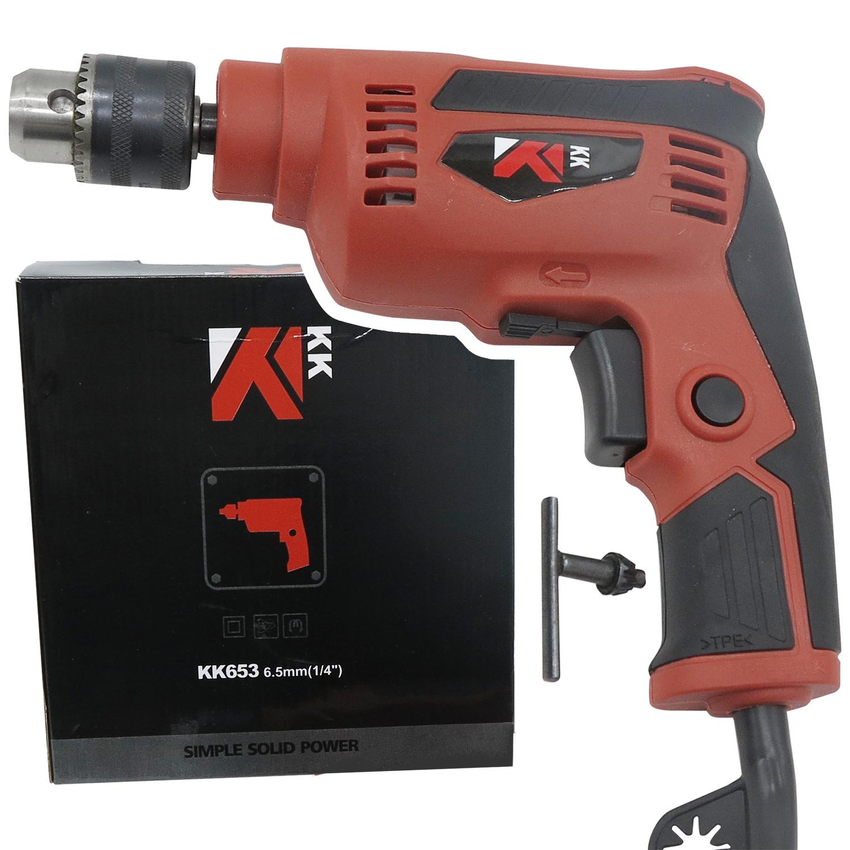 สว่านไฟฟ้า 2 หุน KK MK653