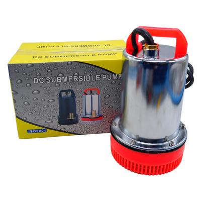 ปั๊มน้ำ ปั๊มแช่ ปั๊มจุ่ม DC SOLAR PUMP Model : ZCL-12