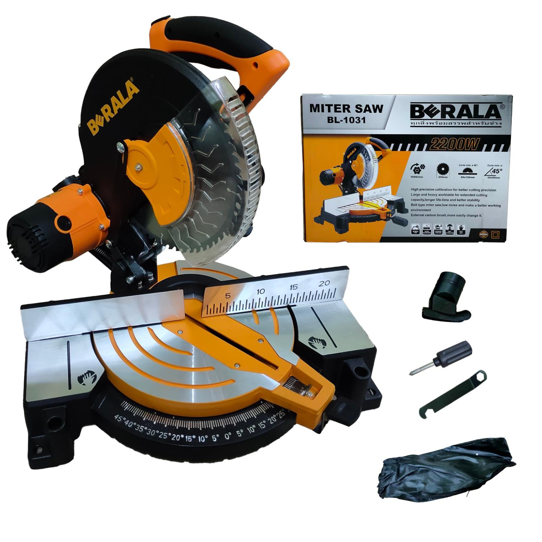 BERALA เลื่อยองศา 10 นิ้ว BL-1031