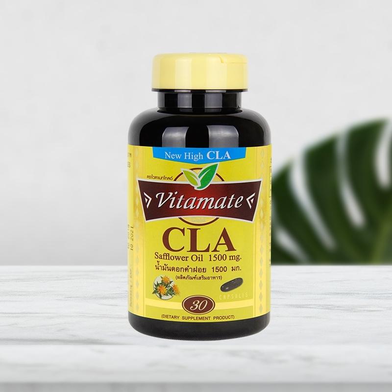 Vitamate Gold CLA (Safflower Oil)