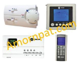 Thermostatic ชุดรูมเทอร์โม และ เซนเซอร์วัดอุณหภูมิ ตัวรับสัญญาณ Display  อะไหล่ สำหรับ เครื่องปรับอากาศ แอร์ TRANE เทรน