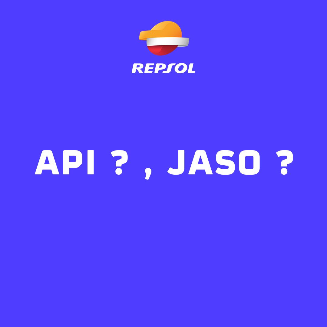 [Repsol จะบอกให้] บทที่ 2 ค่าAPI และ ค่าJASO คืออะไร?