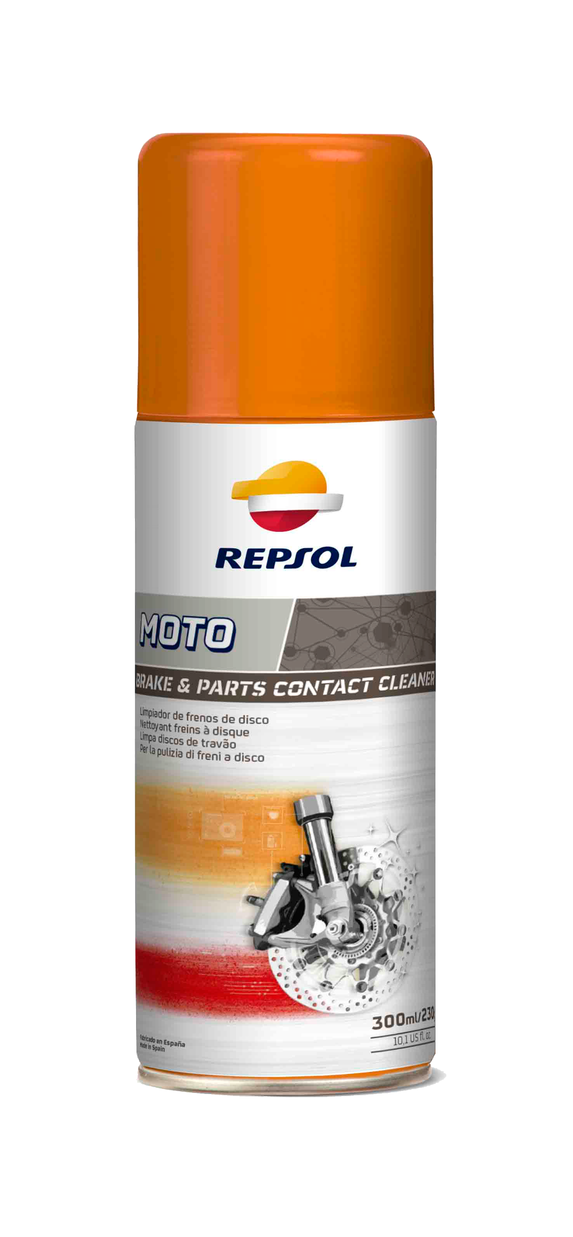 MOTO BRAKE & PARTS CONTACT CLEANER