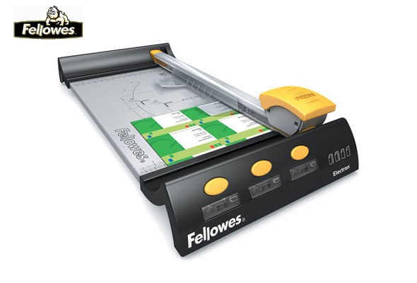 แท่นตัดกระดาษ Fellowes รุ่น Electron A4