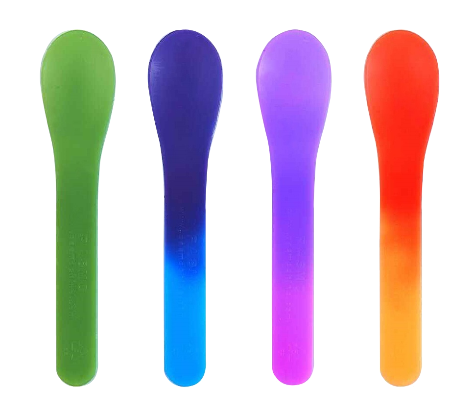 COLOR CHANGING SPOON - SHORT