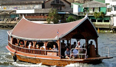 Rice Barge Cruise