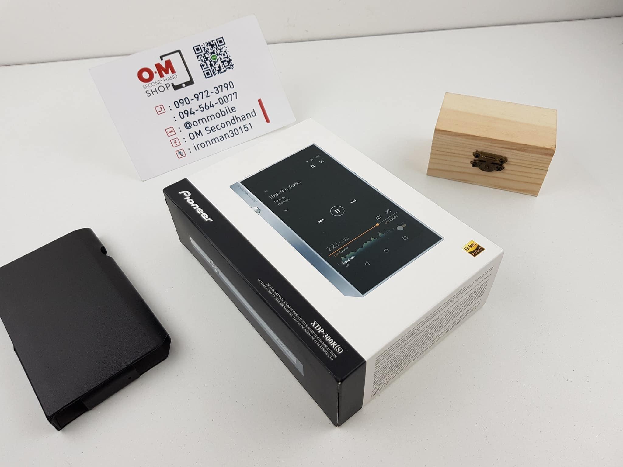 ขาย/แลก Pioneer XDP-300(S) สภาพสวยมาก แท้ ครบยกกล่อง เพียง 8,500 บาท
