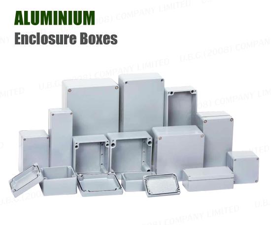 Aluminium Box Enclosures