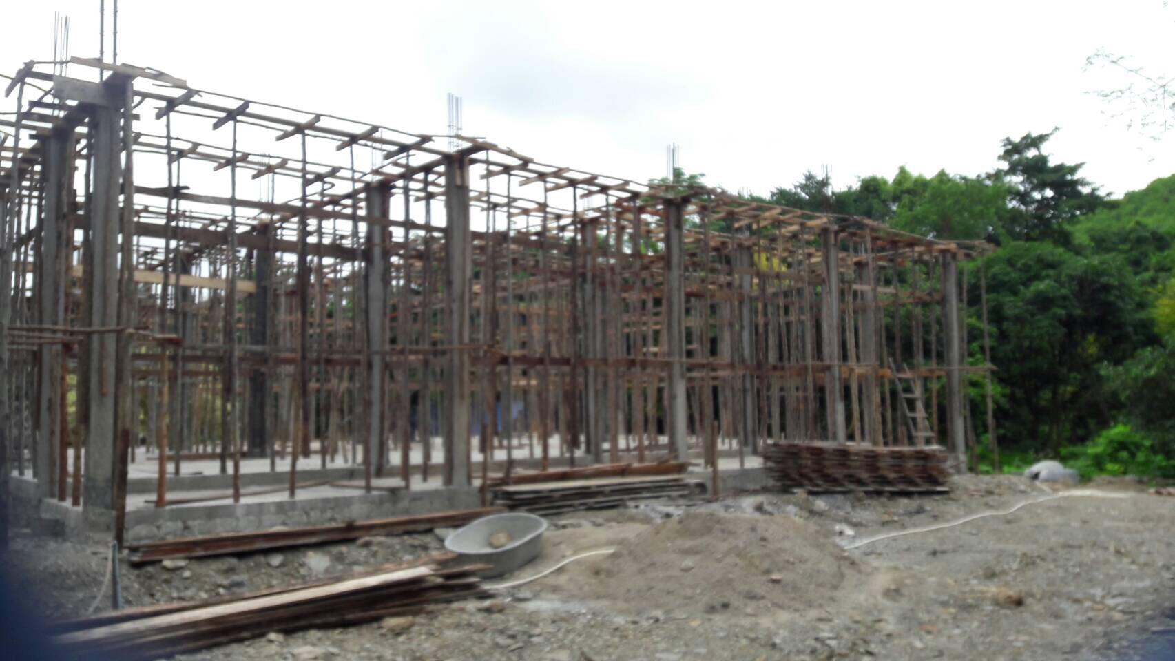 JURNESS donated 50,000 Baht for building the meditation pavilion