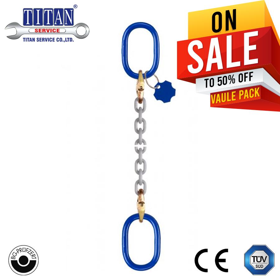 1 - Leg Sling   TWN 1600  13 -XL น้ำหนักยก 6.7 ตัน ,ยาว 2 เมตร