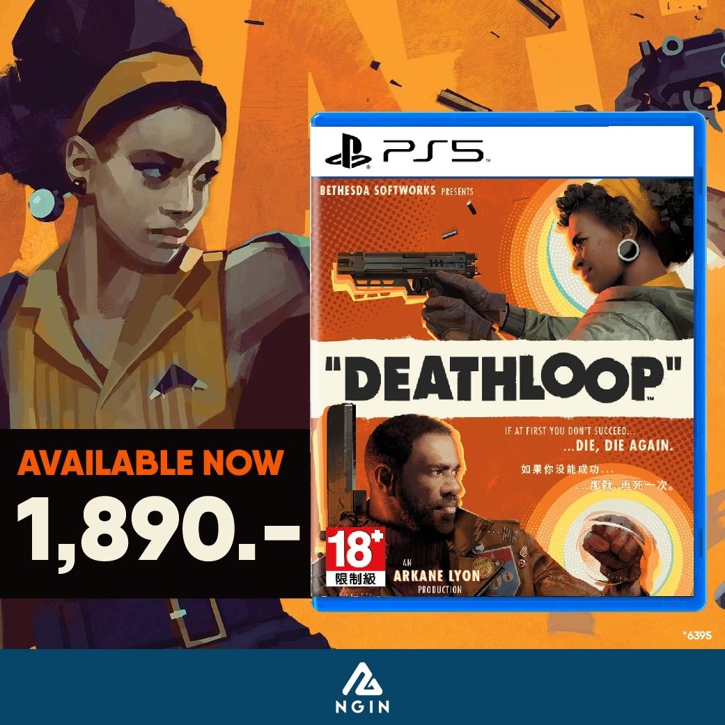 PS5  Deathloop STD Edition