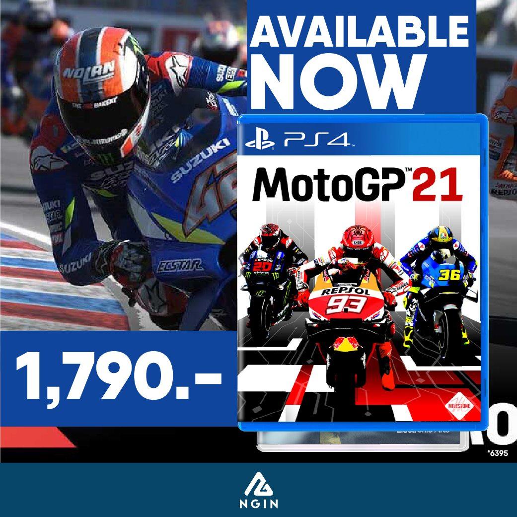 PS4 MotoGP 21