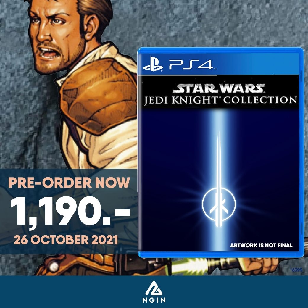 PS4 : Star Wars: Jedi Knight Collection
