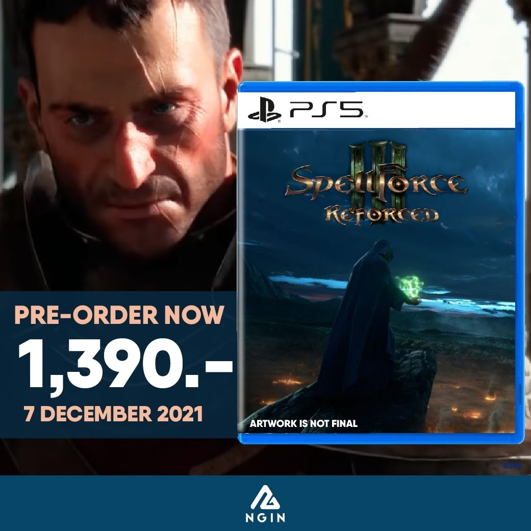 PS5 : SpellForce 3 Reforced