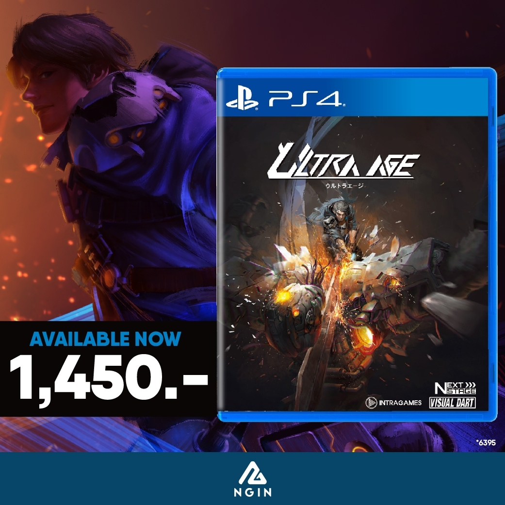 PS4 ULTRA AGE