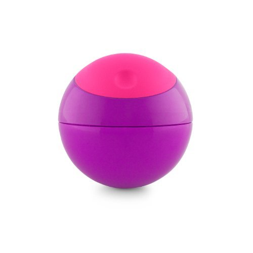 Boon Snack Ball Container Pink/Purple
