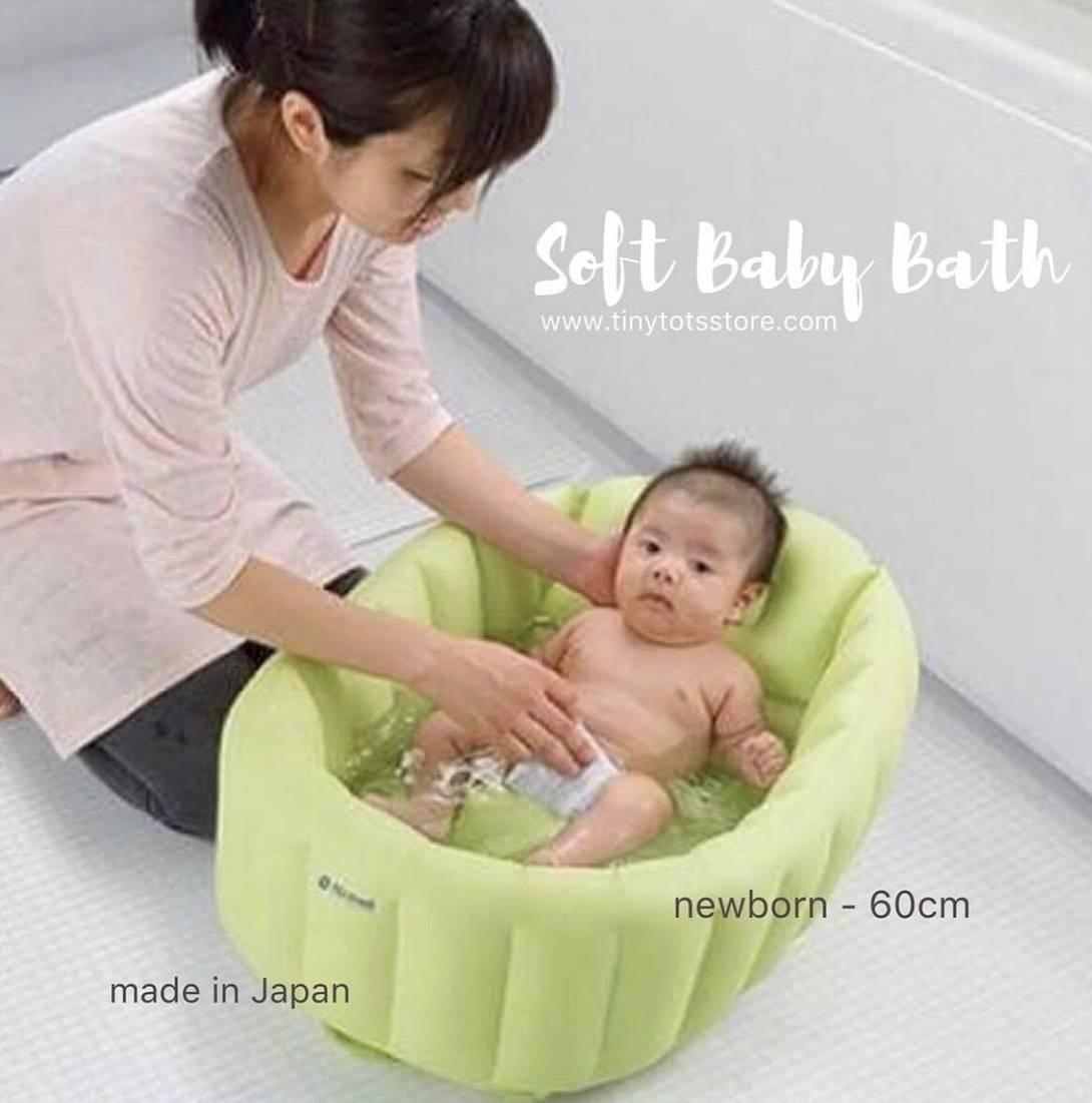 Richell -  Soft Baby Bath