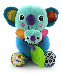 Lamaze - Cuddle & Squeak Koalas ตุ๊กตาผ้า