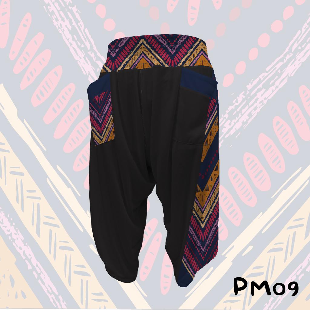 SAMURAI กางเกงซามูไร #PM09