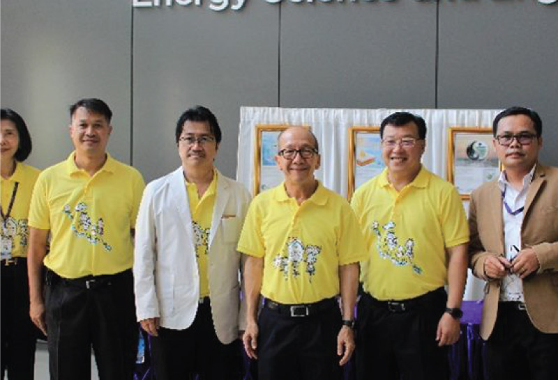 Dr. Siri Jirapongphan, the Minister of Energy of Thailand