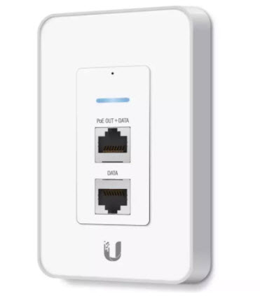 UAP-AC-IW UniFi AC In-Wall  802.11ac Wi–Fi Access Point