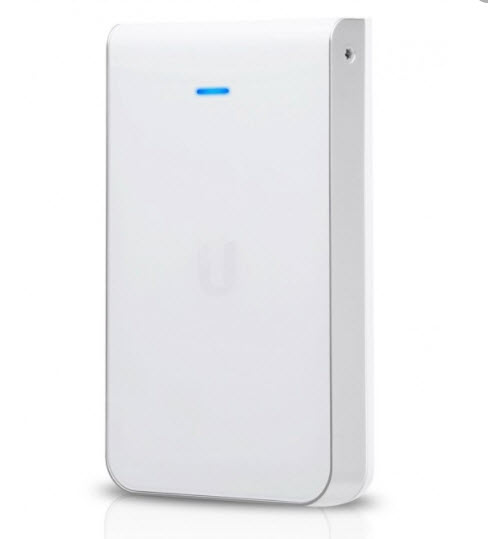 UAP-IW-HD UniFi HD In-Wall In-Wall 802.11ac Wave 2 Wi-Fi Access Point