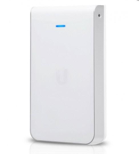 UAP-IW-HD UniFi HD In-Wall In-Wall 802.11ac Wave 2 Wi-Fi Access Point