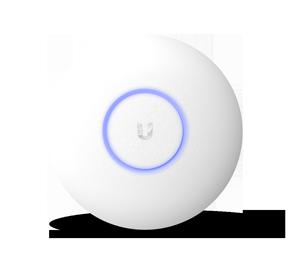 UAP-AC-SHD UniFi AP SHD 802.11ac Wave 2 Access Point with Dedicated Security Radio