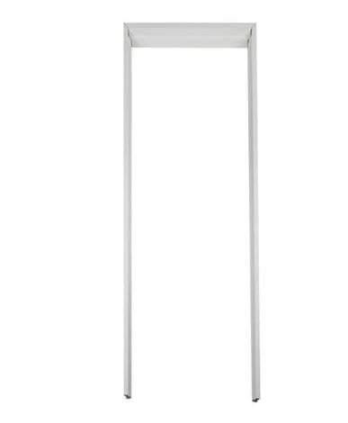 วงกบ PVC 70cm x 200cm สีเทา