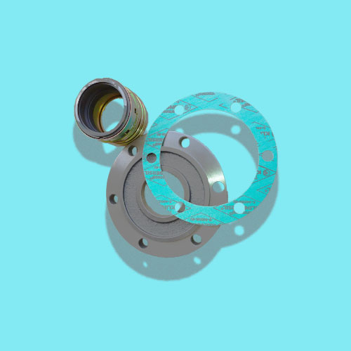 Carlyle / CarrierShaft Seal Compressor with Plate