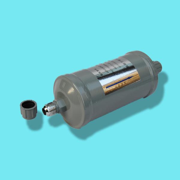 Carrier ejector filter