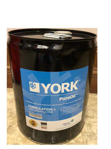 YORK OIL L