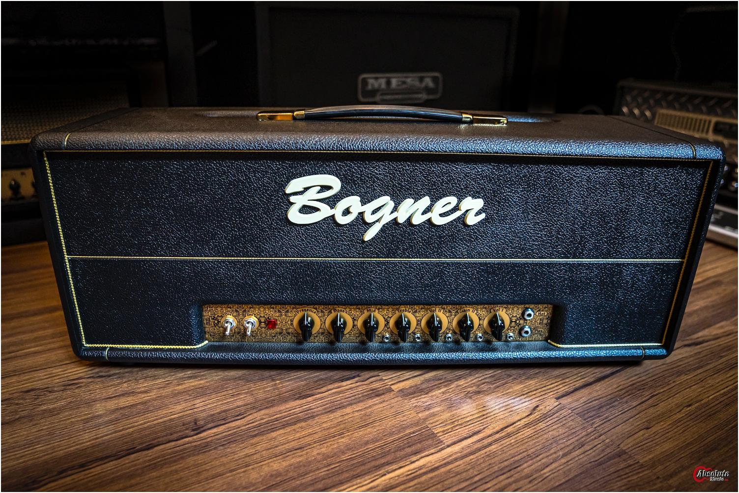 Bogner Head Amp Helios 100 Watt