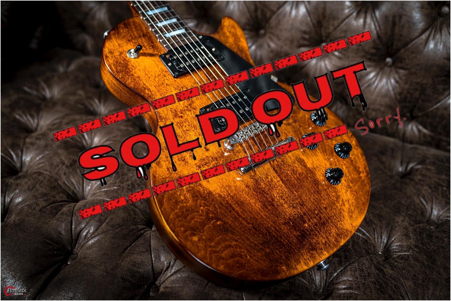 Gibson Lp Faded Modify