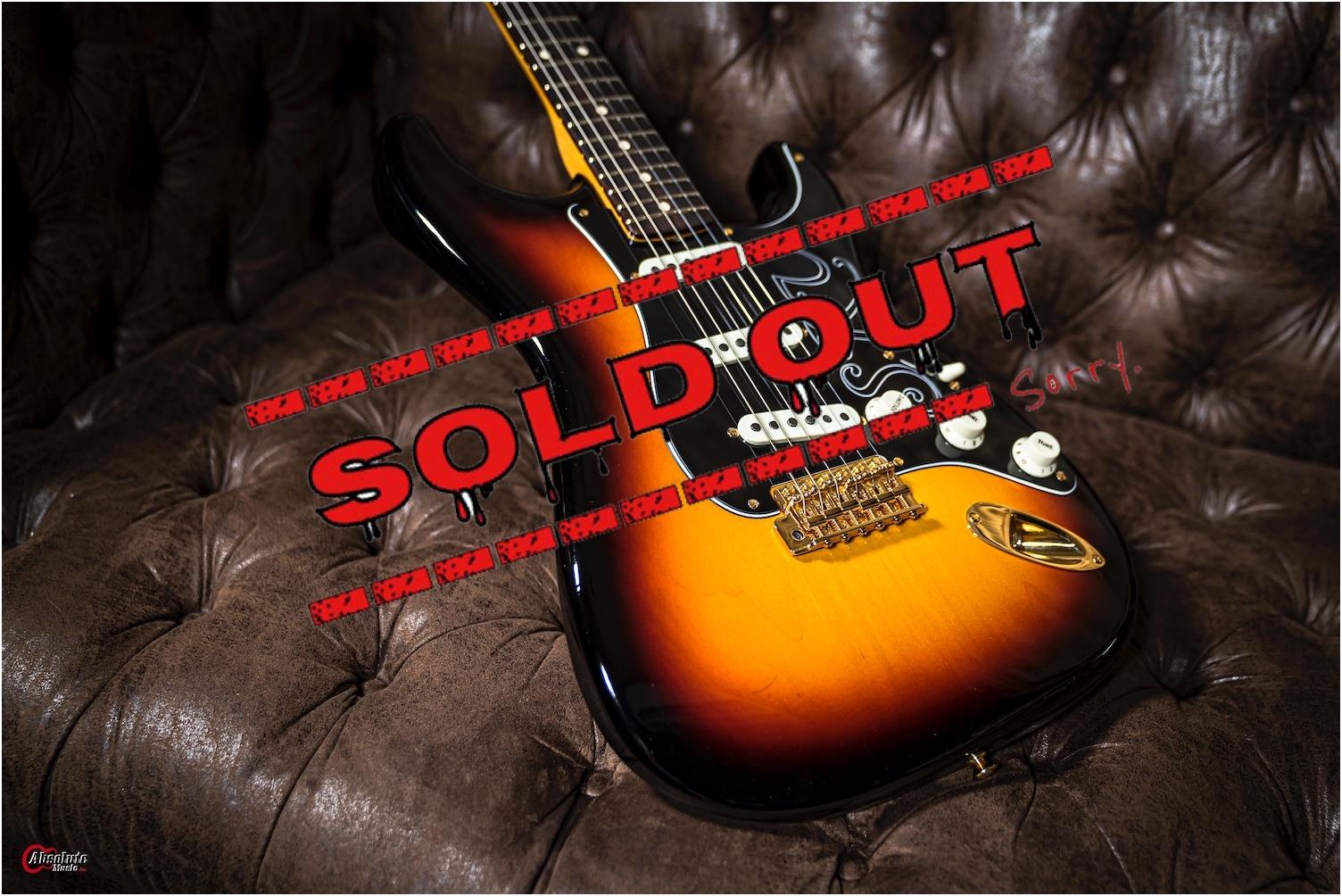 Fender Custom Shop SRV Nos
