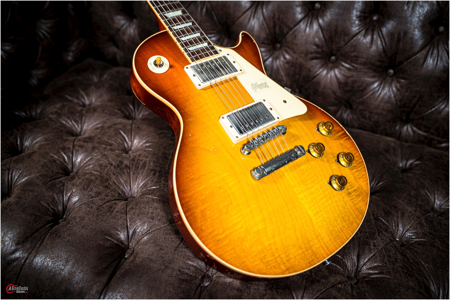 Gibson Custom Shop Re1958 Aged